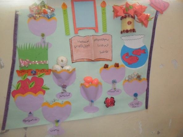 سبزه ج آوریل   2012   مجتمع آموزشی ج .ا .ایران در کویته